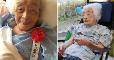 Померла найстаріша жінка світу