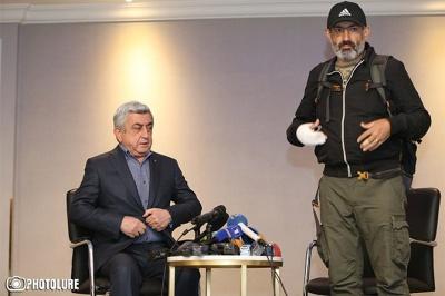 У Вірменії лідера протестів заарештували після зустрічі з прем'єром