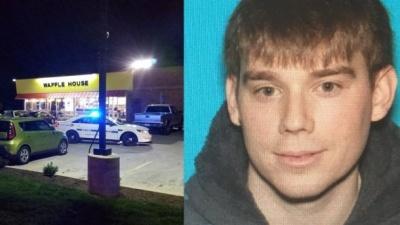 Оголений американець стріляв у ресторані: троє людей загинуло