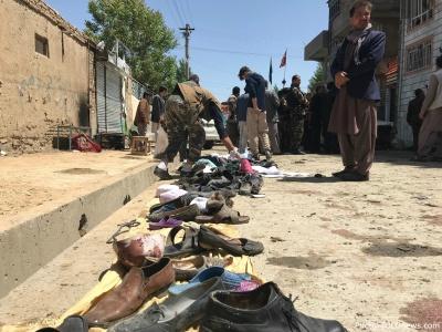 Кількість загиблих в результаті теракту у Кабулі зросла до 52 осіб