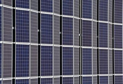 В Україні запустили найбільшу сонячну електростанцію