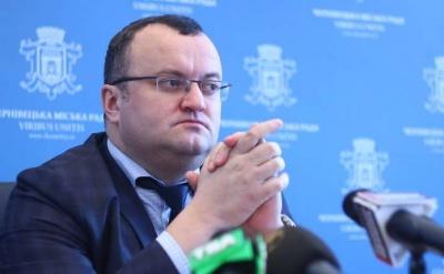 Каспрук увійшов до трійки найбільш публічних мерів України