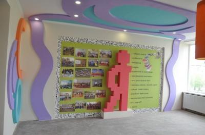 На Буковині звичайну сільську школу перетворили у яскравий навчальний центр з інтернет-кафе (ФОТО)