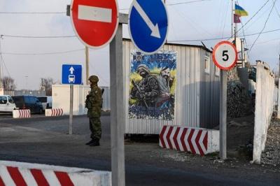 Через початок Операції об'єднаних сил на Донбасі зміниться пропускний режим