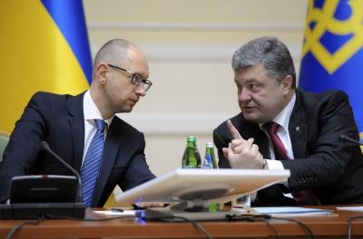 Яценюк застерігає президента від шляху Путіна та Кім Чен Ина