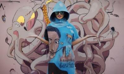 Співачка з Чернівців презентувала яскравий кліп на пісню #Татанці
