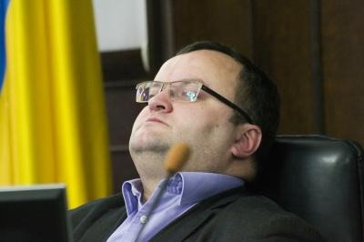 У Чернівецькій міськраді зареєстровано проект рішення про відставку Каспрука