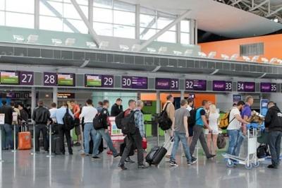 У Бориспільському аеропорту пральний порошок переплутали з наркотиками