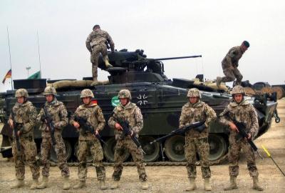 У Німеччині міноборони вимагає збільшення фінансування
