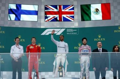 Формула 1: Хемілтон розпочав сезон з перемоги