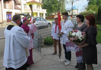 Буковину з пасторським візитом відвідав митрополит Львівської римо-католицької церкви