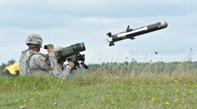 ЗМІ: Ракетні комплекси Javelin вже в Україні