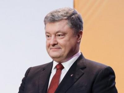 Порошенко: Довгоочікувана зброя прибула до українського війська