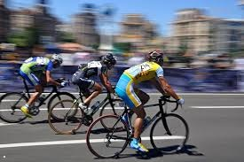 У Чернівцях відбувся чемпіонат з велогонки