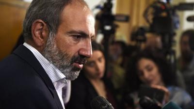 У Вірменії парламент відмовився обрати лідера протестів прем'єром