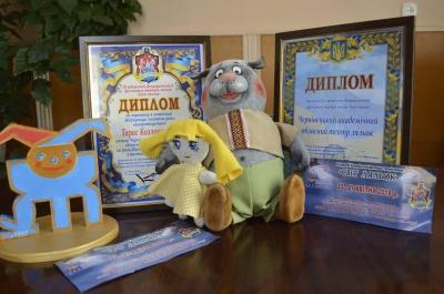 Актор Чернівецького театру ляльок здобув перемогу на фестивалі у Житомирі