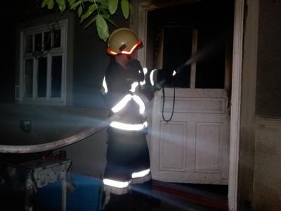 Заснув з недопалком: на Буковині через необережне поводження з вогнем загинув чоловік