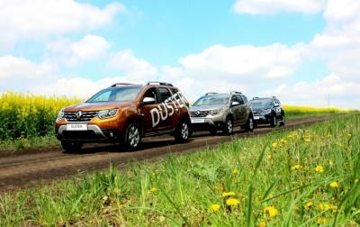Новий Renault DUSTER: сучасність, комфорт та практичність (на правах реклами)
