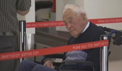 Найстаріший австралійський учений поїхав до Швейцарії заради евтаназії