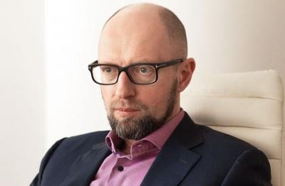 Яценюк про стосунки з Тимошенко: «Я на неї не ображаюся»