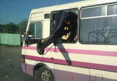 У Чернівцях медики розповіли про стан водія, що постраждав унаслідок зіткнення автокрана з маршруткою