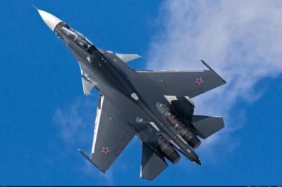 У Сирії розбився російській Су-30СМ. Пілоти загинули