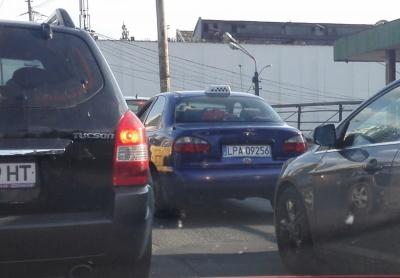 На Буковині інспектори почали активну боротьбу з таксистами на «євробляхах»