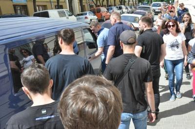 У Чернівцях правоохоронці затримали заступника міського голови Середюка (ФОТО)