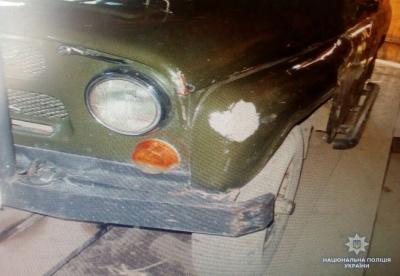 Врізався у Land Rover і втік: на Буковині поліція затримала п'яного водія «УАЗу», який у горах скоїв ДТП