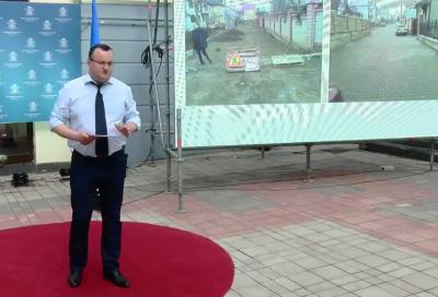 Мер Чернівців звітує перед громадою міста про свою діяльність на посаді (НАЖИВО)