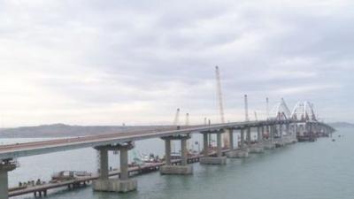 У Нідерландах сім компаній, які надали обладнання для Керченського мосту потрапили під слідство