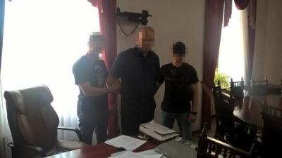 Затримання заступника мера Чернівців: що відомо на цей час