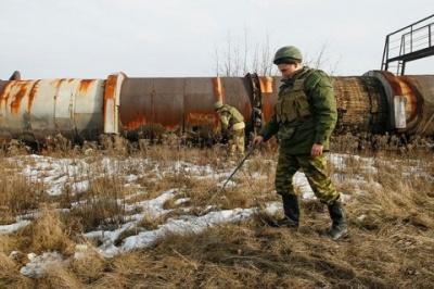 У зоні проведення ООС підірвалися двоє військових