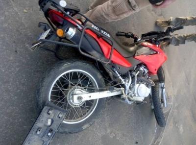 У Чернівцях «мажор» збив мотоцикліста і втік, забравши документи: порушника розшукують