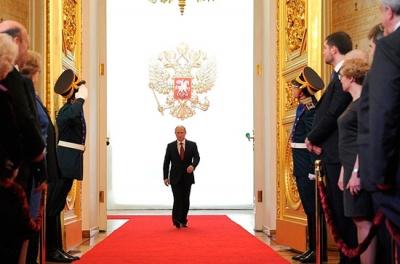 У Москві відбулася інавгурація Путіна