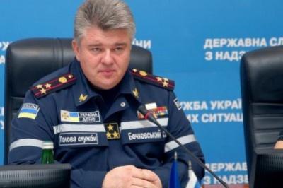 Арештований в прямому ефірі екс-керівник ДСНС вимагає примусового поновлення на посаді