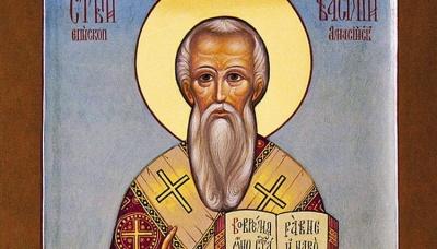 9 травня за церковним календарем Священномученика Василія