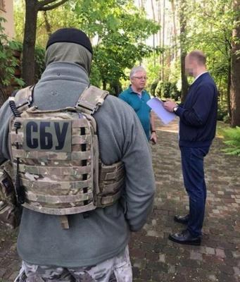 СБУ: Під час обшуку у лідера КПУ вилучено пістолет з глушником