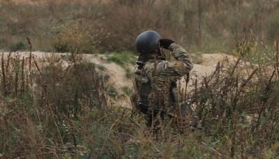 Минулої доби у зоні ООС загинув військовий
