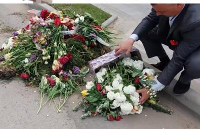 Скандал із квітами ветеранів: поліція розслідує інцидент як хуліганство