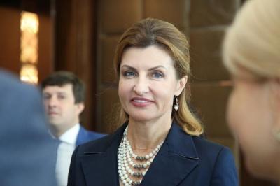 Стало відомо, що робитиме на Буковині дружина Порошенка