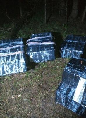 Довелося стріляти: біля кордону з Румунією затримали партію цигарок - порушники втекли