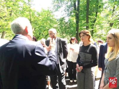 Марина Порошенко розповіла про свою мрію, яку вона здійснила в Чернівцях - відео