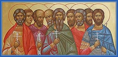 12 травня за церковним календарем - 9 мучеників Кизичеських