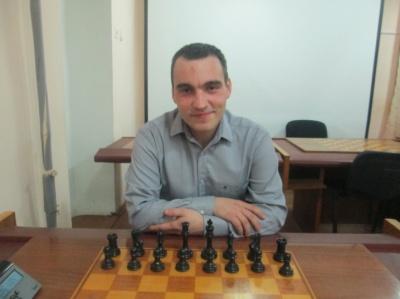 На Буковині гросмейстер водинадцяте став чемпіоном області із шахів