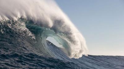 У Новій Зеландії зафіксували хвилю рекордної висоти