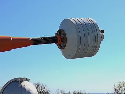 На Одещині запустили найбільший в Україні телескоп