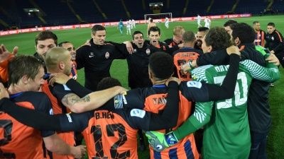 5 команд, які представлятимуть Україну в єврокубках у наступному сезоні