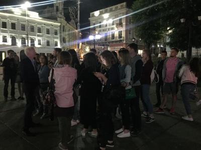 Нічний тур Чернівцями: чим дивуватиме туристів відомий гід пан Ярко