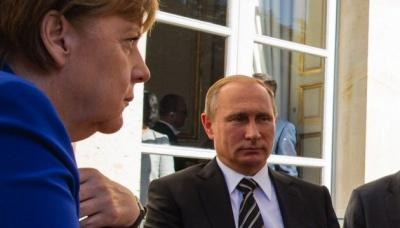 Стало відомо, про що Меркель говоритиме з Путіним під час візиту до Сочі